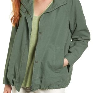 Eileen Fisher A-line jacket